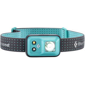 Black Diamond Cosmo Headlamp grey/turquoise